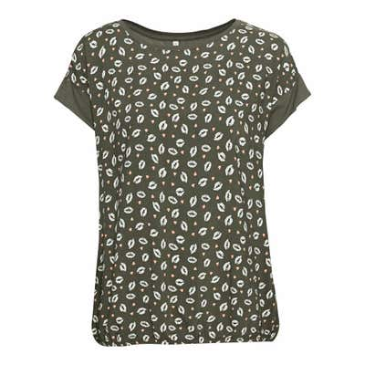 Damen-T-Shirt mit tollem Muster