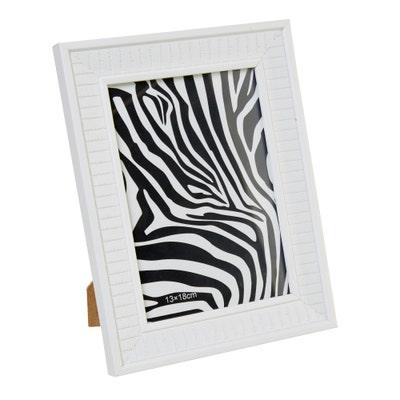 Foto-Rahmen in Safari-Design, ca. 18x13cm