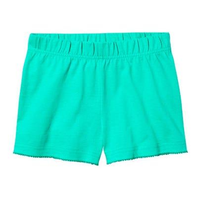Mädchen-Shorts mit Spitze