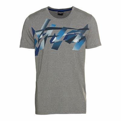 Herren-Sport-T-Shirt mit großem Front-Aufdruck