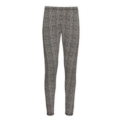 Damen-Leggings mit Musterung