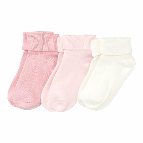 Baby-Socken, 3er-Pack