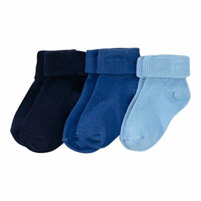 Baby-Socken, 3er Pack