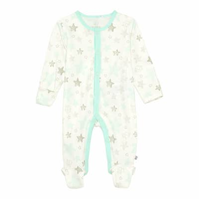 Baby-Strampler mit Sternenmuster