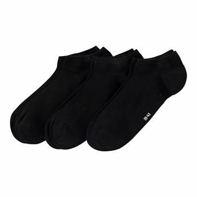 Slazenger Unisex-Sportsneaker-Socken, 3er Pack