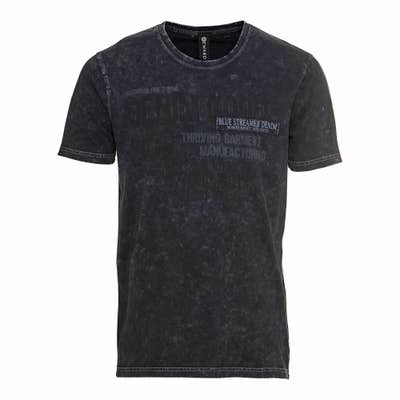 Herren-T-Shirt großer Frontdruck
