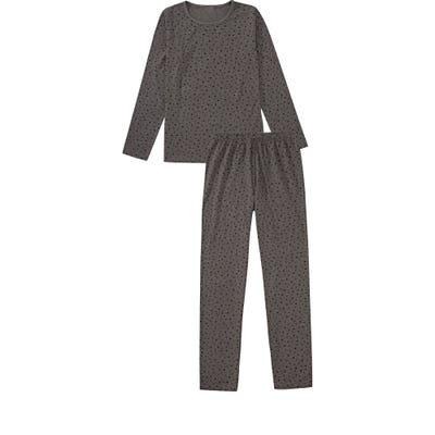 Mädchen-Schlafanzug mit fantastischen Sternen, 2-teilig