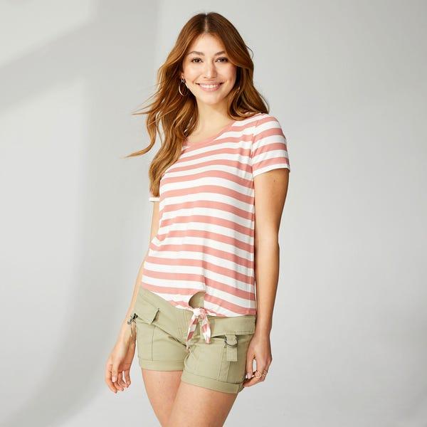 Damen-Shorts mit Cargo-Taschen