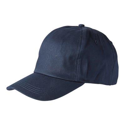 Herren-Cap mit gestickten Luftlöchern