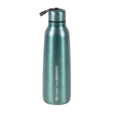 Isolierflasche mit Trageband, ca. Ø  7x 25 cm