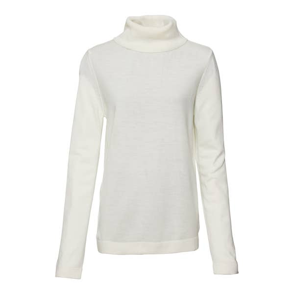 Damen-Pullover mit Rollkragen