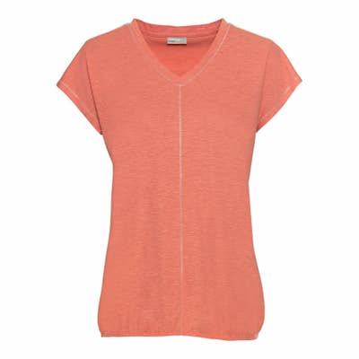 Damen-T-Shirt mit Glitzerverzierung