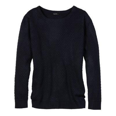 Damen-Pullover mit softer Oberfläche