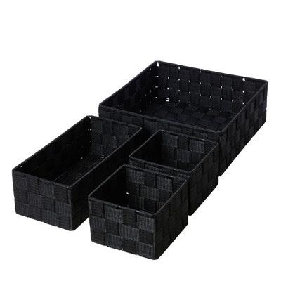 Organizer-Set in verschiedenen Größen, 4-teilig