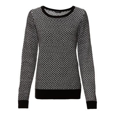 Damen-Pullover mit schönem Muster