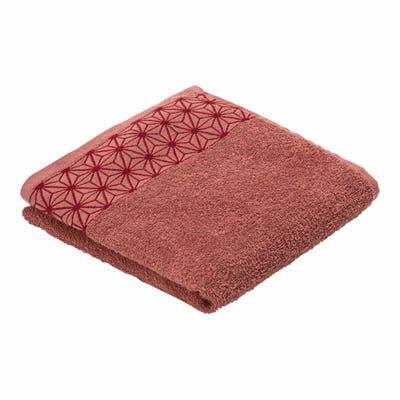 Handtuch mit schicker Bordüre, 50x100cm