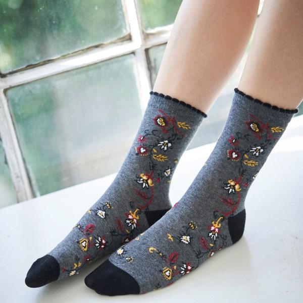 Damen-Socken, 3er-Pack,