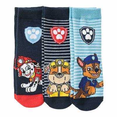 Paw Patrol Jungen-Socken, 3er-Pack