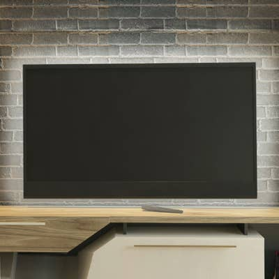 TV-Lichtband mit 30 LEDs, ca. 180cm
