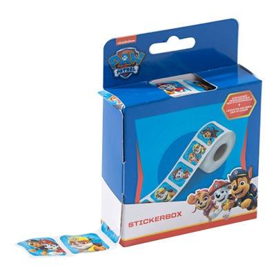 Stickerbox mit 200 Stickern, verschiedene Designs