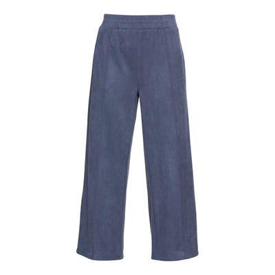 Damen-Culotte-Hose mit Eingriffstaschen