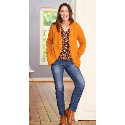 Damen-Jeans-Joggpants in verschiedenen Farben