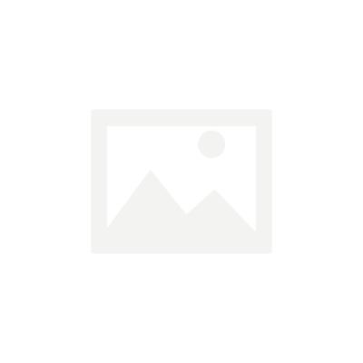 Bistrogardine mit Rosen-Design, ca. 45x150cm