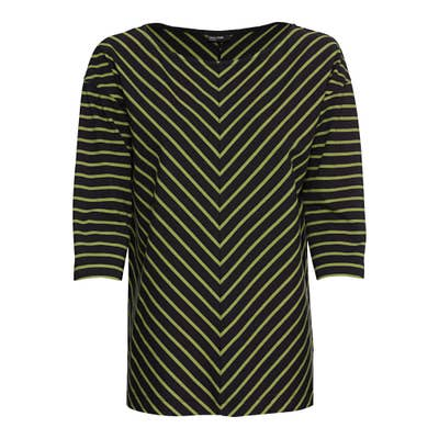 Damen-Shirt mit seitlichem Schlitz