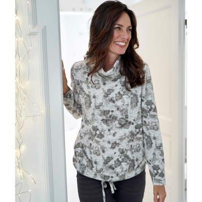 Damen-Sweatshirt in unterschiedlichen Designs