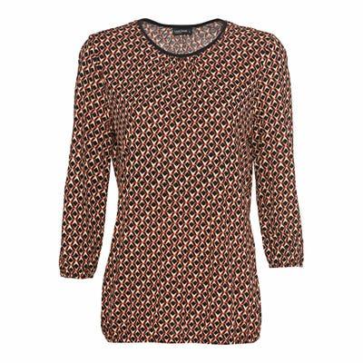 Damen-Shirt mit reiner Viskose