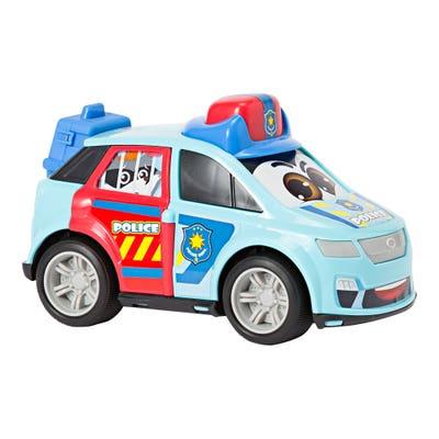 Einsatzfahrzeuge, Polizei oder Feuerwehr, ca. 15cm