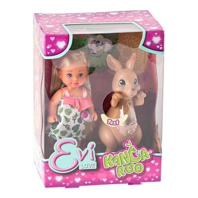 Evi Love Puppe mit Tier