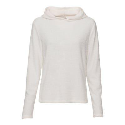 Damen-Pullover mit Kapuze