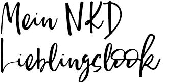 Mein NKD-Lieblings-Look