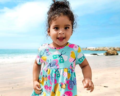 Süße Baby-Mädchen<br>Kleidung