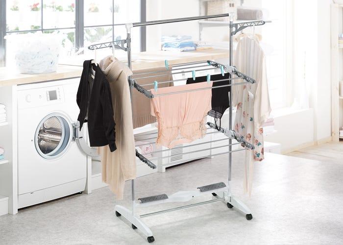 Elektrischer Wäscheständer