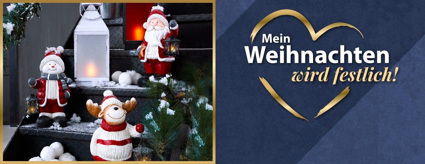 Festtagsstimmung!<br>30% auf Weihnachtsartikel