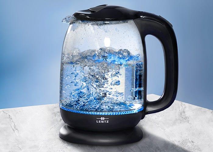 Glaswasserkocher