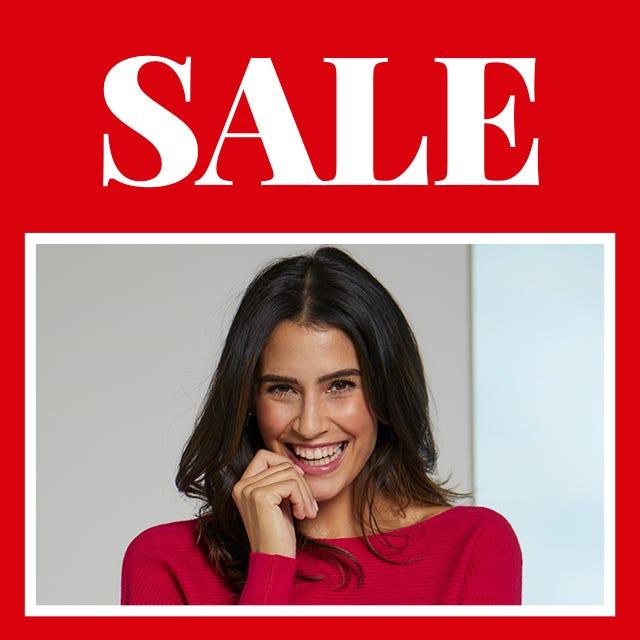 <big>Bis zu 70% auf Alles im Sale</big><br>