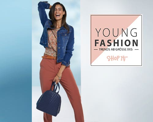 Laura Torelli Young Fashion