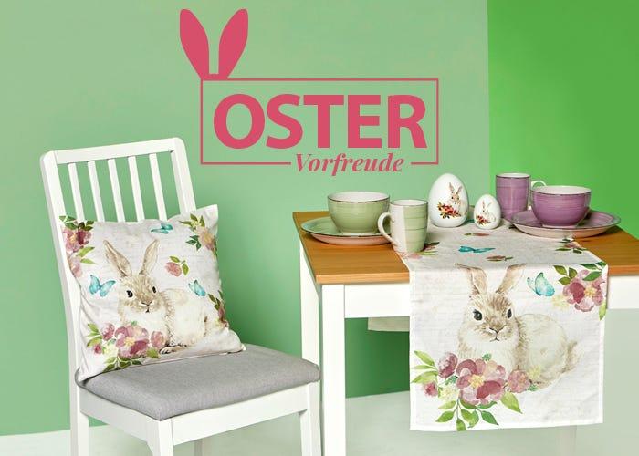 Liebevolle Oster-Deko
