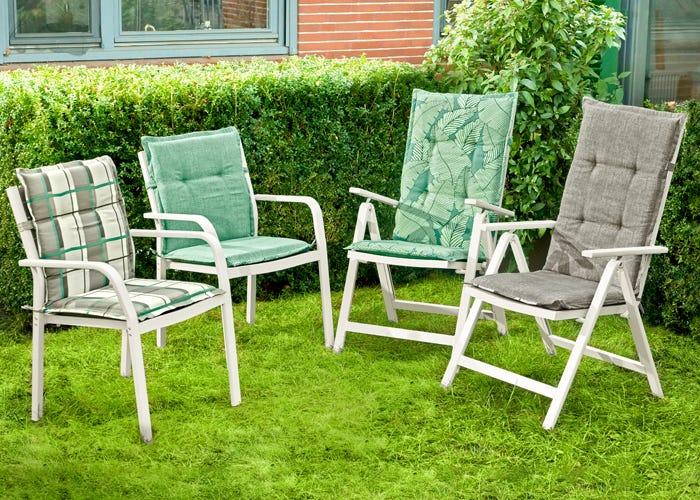 Stuhlauflagen zum Entspannen