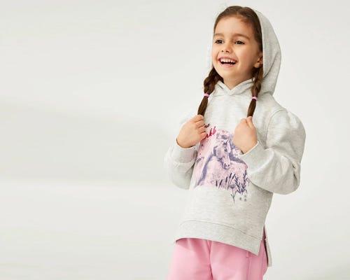 Klasse Outfits<br>für Mädchen