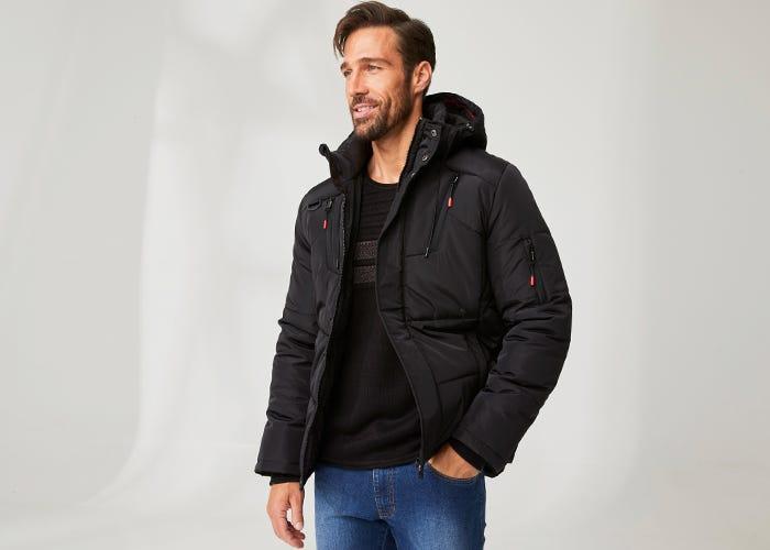Jacken-Trends für Herren