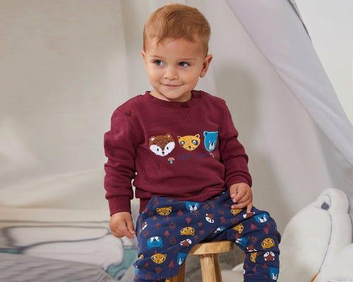 Süße Outfits für die Kleinsten